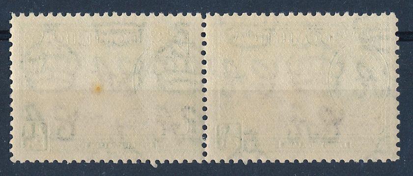 Roest op postzegel verwijderen