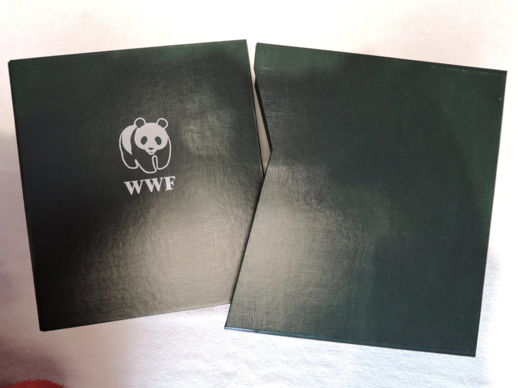 WWF album Edel Collecties